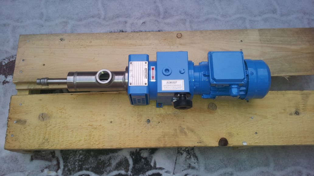 Pompa śrubowa dozująca AFJ06H