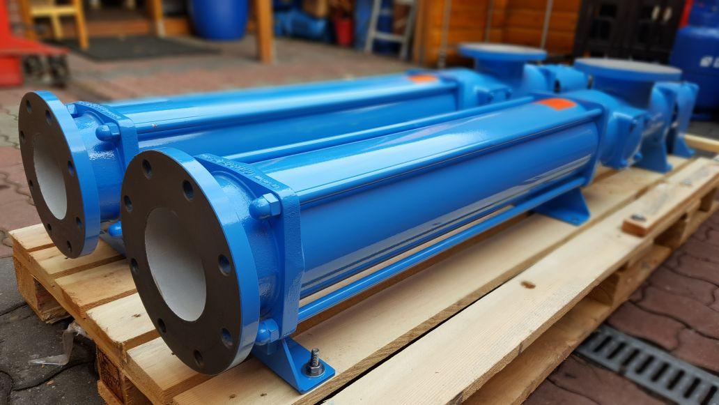 Pompa śrubowa PF-Pumpen AFJ 80.2 S