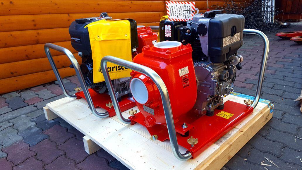 Motopompa wirowa samozasysająca typu JD 4-100 G10 MLD G10 Lift