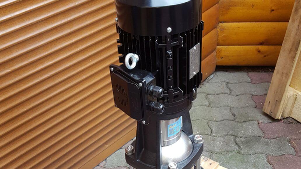 Pompa wirowa wielostopniowa LHVMH 16-40/4,0KW