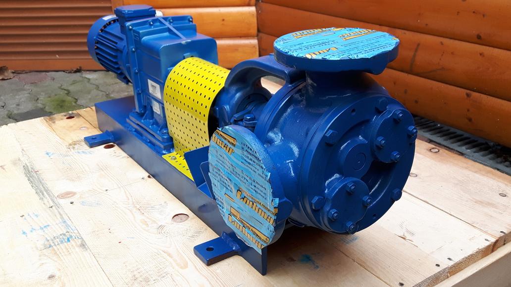 Pompa zębata  Varisco V60-2 SP